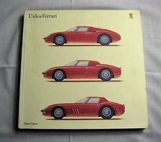 Rare book - L'idea Ferrari (1994) - Fabbri Editori - 260 pages