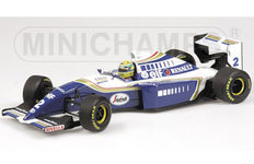 Minichamps Senna Collection - Scale 1/18 - Williams Renault FW16 1994 - Driver: Ayrton Senna