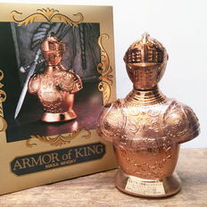 "Nikka ""Armor of King"" Whisky with Original Box"
