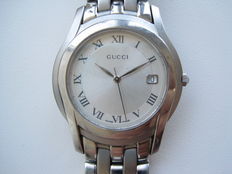 Gucci, men's wristwatch, medio 1980s/90s