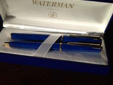 Waterman Apostrophe fountain pen & ballpoint pen