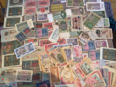 Germany/Austria - approx. 650 banknotes and Notgeld from Austria and Germany