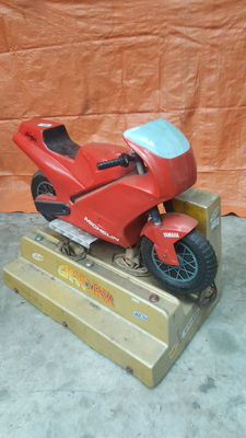 Kiddy ride street racing motorcycle