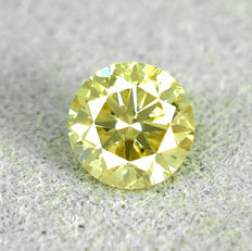 Diamond - 0.185 ct no reserve price
