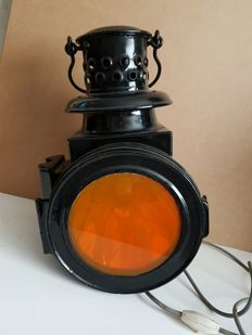 Signal lamp / train lamp, brand:  Osmeka