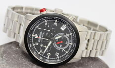Zeppelin 7292M-2 Night Cruise Mens Chronograph Watch - New & Mint Condition