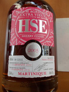 HSE - Pedro Ximenez Sherry finish. 46%.