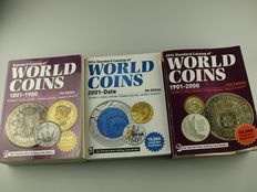 Accessories – Catalogues 'World Coins' 19th, 20th and 21st century
