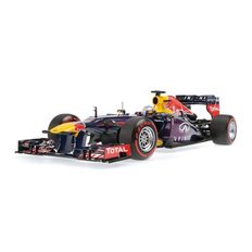 Minichamps - Scale 1/18 - Infiniti Red Bull Racing RB9 S. Vettel Winner Brazilian GP 2013
