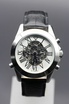 Yves Camani Alou automatic - men's wristwatch - never worn