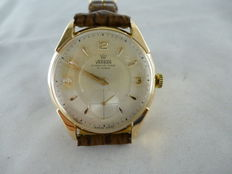 Varbar gold watch – from 1950s