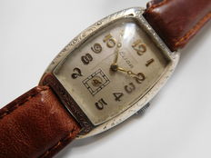 Helida Curve – Vintage Art-Deco Swiss-made wristwatch – 1930s  Collector's item