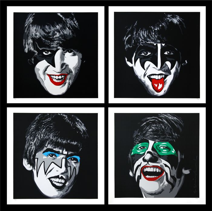 Mr Brainwash - Kiss the Beatles