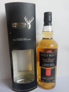 Macallan 2007 Speymalt by Gordon & Macpail