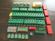 Trix/Fleischmann N/H0 - 6591/519/6950/6940 – switch controls and other electronics