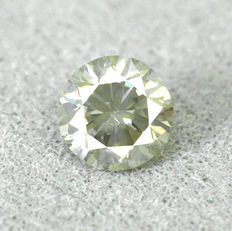 Diamond - 0.165 ct no reserve price