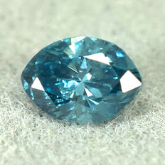 Diamant - 0.105 ct No Reserve Price
