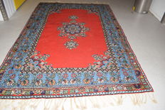 Moroccan carpet – 290 x 200 cm – No reserve, bidding starts at €1