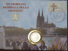 Vatican - 2 Euro 2005 'World Youth Day' in numiscover