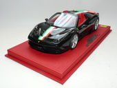 Regardez BBR - Scale 1/18 - Ferrari 458 Speciale Aperta, New Black Daytona