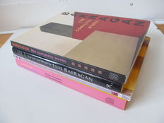 Luis Barragán; Lot with 4 publications - 1994 / 2001