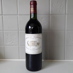 1988 Chateau Margaux - Premier Grand Cru Classé - 1 bottle (0.75L)