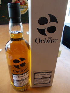 The Octave - Islay Blended Malt 1997 - one of 76 bottles - 17 years old