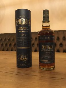 The BenRiach 1996 19 years old