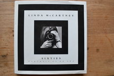 Linda McCartney - photobook Sixties