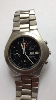 Omega Speedmaster Mark 5 with Lemania 5100, 1970s