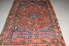 Old, Persian Qashqai - early 20th century - 230 x 150 cm.