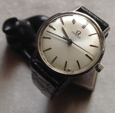 Omega Classic - men's wristwatch with fixed lugs - 1964