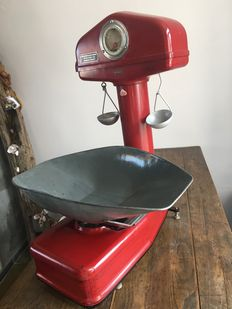 Very rare Berkel grocers scale, ca. 1940, Netherlands