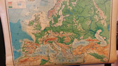 Political and geographical Europe