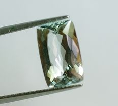 Aquamarine - 4,52 ct - No Reserve