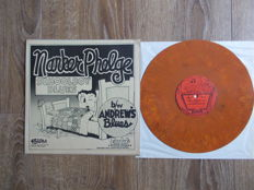 "Rolling Stones 10"" 45 RPM, Colored Vinyl,"" Nanker Phelge is a Songwriter Pseudonym"""