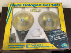 NOS set Hella Fog lights