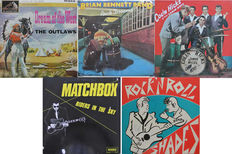Very rare British Rock & Roll albums