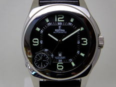 Festina Automatic Dual Time Zone Registered Model 16078