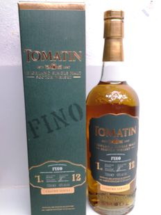 Tomatin 12 years old 2002 - Fino - Cuatro Series N°1