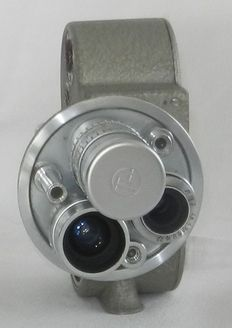 Beautiful 8mm film camera Bell&Howell 134 in excellent condition