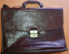 The Bridge men's professional briefcase