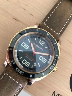 Magrette Moana Pacific – men's wristwatch – 2013