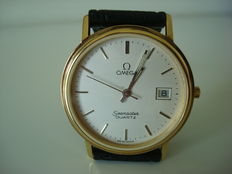 Omega Seamaster – Swiss made – 80/90s – men's/unisex model