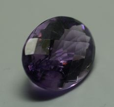 Ametyst - 20,83 ct - No Reserve Price