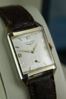 Longines  men's watch , Swiss 1940's