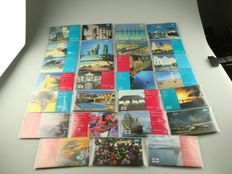 Netherlands Antilles and Aruba - collection of 34 year sets 1980/2004