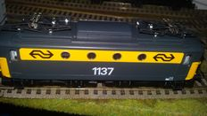 Roco H0 - 72375 - Electric Locomotive Series 1100 of the NS, no  1137