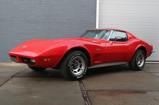 Chevrolet - Corvette C3 Stingray - 1973