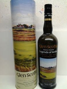 Glen Scotia Muirfield 3rd Green Heavily Peated Legends of Scotia